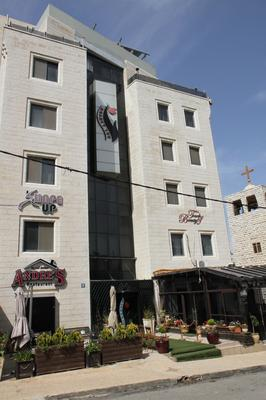 Beauty Inn Hotel - Ramallah - Building