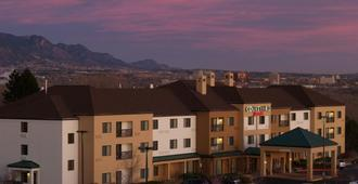 Courtyard by Marriott Colorado Springs South - Colorado Springs - Bâtiment
