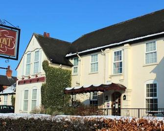 The Beaumont Hotel - Louth - Gebouw