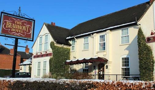 The Beaumont Hotel - Louth - Building