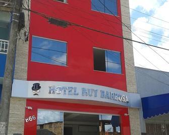 Hotel Ruy Barbosa - Eunápolis - Gebouw
