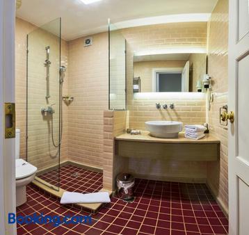 阿戈拉生活酒店 - 伊斯坦堡 - 伊斯坦堡 - 浴室
