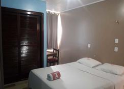 Hotel Bel Centro - Belém - Schlafzimmer