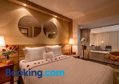 Novo Hamburgo Business Hotel - Novo Hamburgo - Bedroom