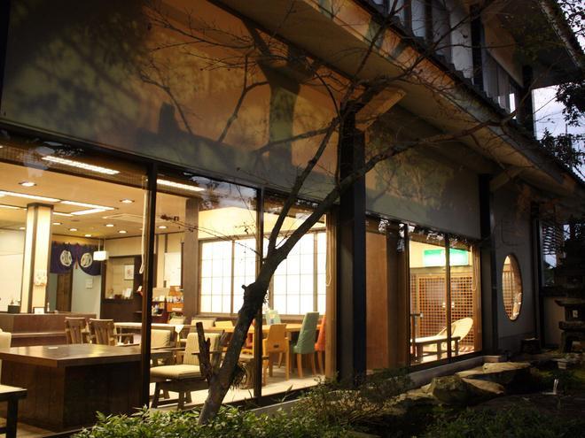 Iyashi no sato Rakushinkan - Yamaga - Restaurante