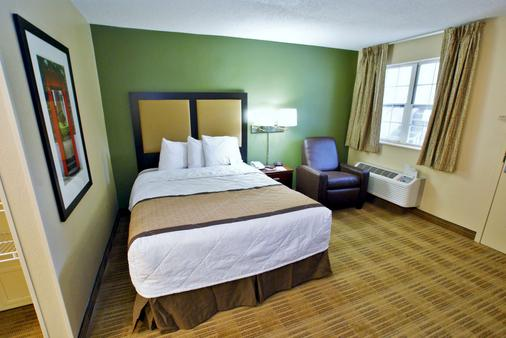Extended Stay America - Little Rock-Financial Centre Parkway - Little Rock - Bedroom