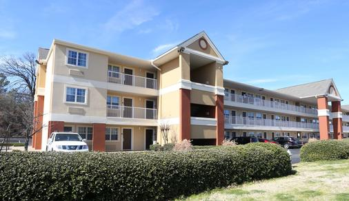 Extended Stay America - Little Rock-Financial Centre Parkway - Little Rock - Building