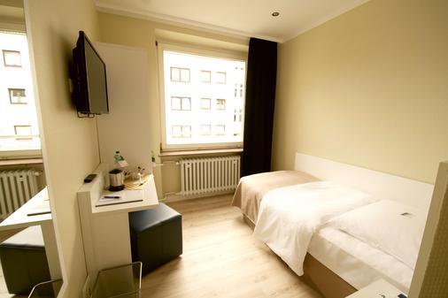 基爾城堡北歐酒店 - 基爾 - 基爾 - 臥室