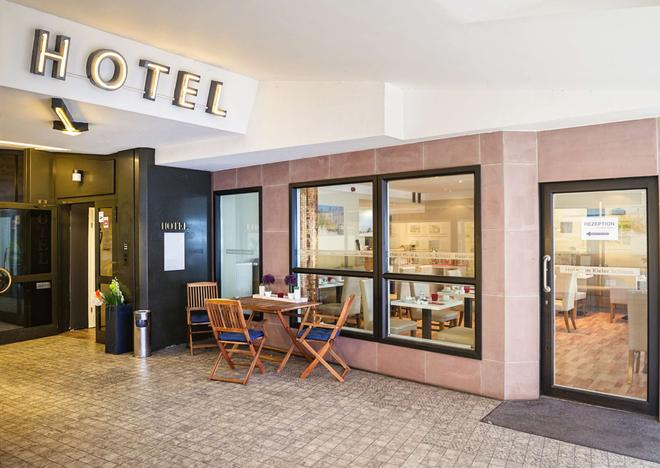 Hotel am Kieler Schloss Kiel by Premiere Classe - Κίελο - Κτίριο