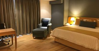 Radisson Paraiso Hotel Mexico City - מקסיקו סיטי - חדר שינה