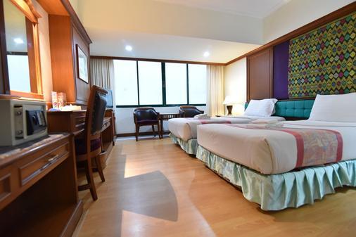 Asian Hotel - Hat Yai - Makuuhuone