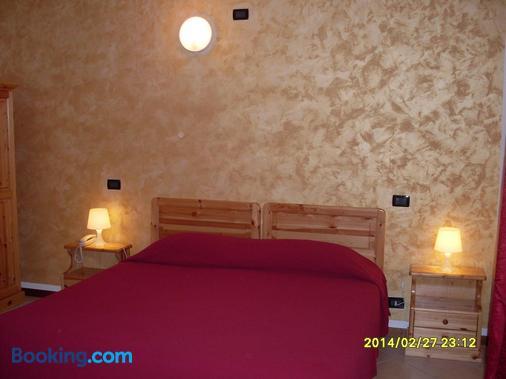 Albergo Quattro Pini - Pozzolengo - Schlafzimmer
