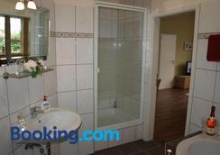 Hotel Am Schutzenberg - Gotha - Bathroom