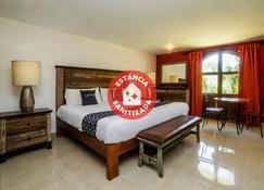 Hotel Xiadani Restaurante, Temazcal & Spa - Тласкала - Спальня