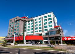Grand Park Hotel - Campo Grande - Bygning