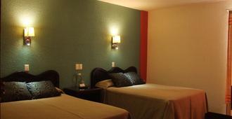 Hotel Aurora - Oaxaca - Phòng ngủ