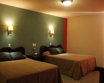 Hotel Aurora - Oaxaca - Bedroom