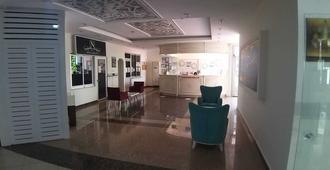 Grand Atilla Hotel - אלניה - לובי
