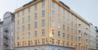Thon Hotel Bristol, Bergen - Bergen - Edificio