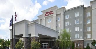 Hampton Inn & Suites Greensboro/Coliseum Area, NC - Greensboro - Toà nhà