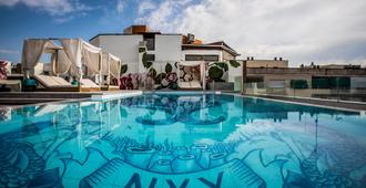 Nyx Hotel Madrid By Leonardo Hotels - Madri - Piscina