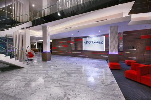 Aston Lampung City Hotel - Bandar Lampung - Σαλόνι ξενοδοχείου