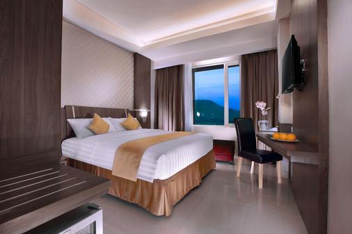 Aston Lampung City Hotel - Bandar Lampung - Κρεβατοκάμαρα