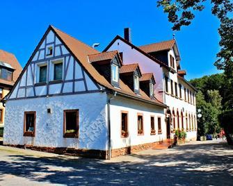 Hotel Restaurant Bremerhof - Kaiserslautern - Building