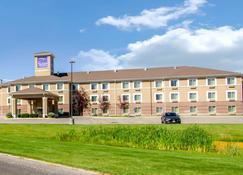 Sleep Inn & Suites - Idaho Falls - Κτίριο