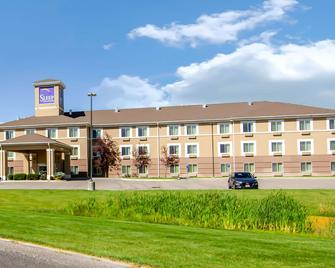 Sleep Inn & Suites Idaho Falls - Idaho Falls - Building