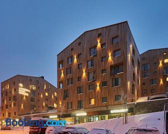Svatý Vavrinec - Pec pod Sněžkou - Building