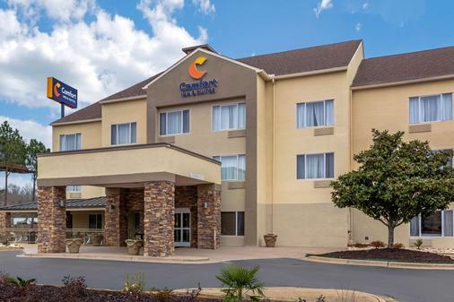 Comfort Inn and Suites - Montgomery - Building