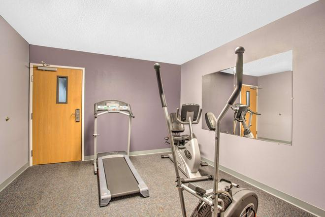 Microtel Inn & Suites by Wyndham Dover - Dover - Gym