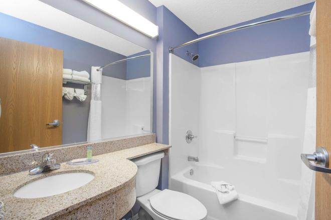 Microtel Inn & Suites by Wyndham Dover - Dover - Bathroom