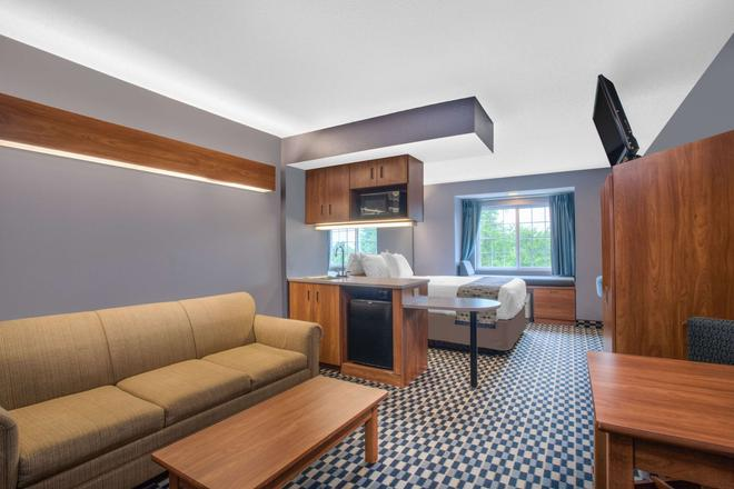 Microtel Inn & Suites by Wyndham Dover - Dover - Living room