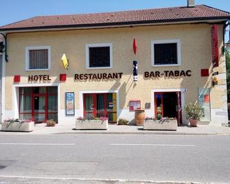 Hôtel restaurant Marinet - Bellegarde-sur-Valserine - Building
