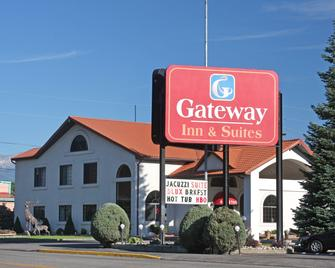 Gateway Inn And Suites - Salida - Building