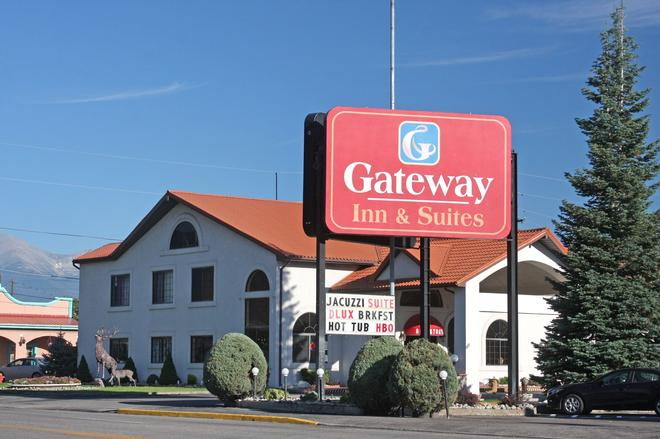 Gateway Inn And Suites - Salida - Rakennus