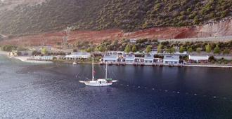 The Doria Hotel Yacht Club Kas - Kaş - Θέα στην ύπαιθρο