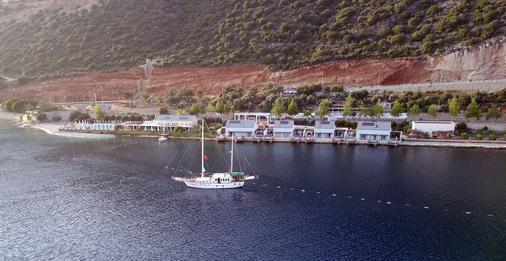 The Doria Hotel Yacht Club Kas - Kaş - Cảnh ngoài trời