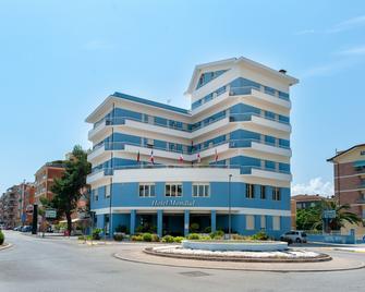 Hotel Mondial - Porto Recanati - Edificio