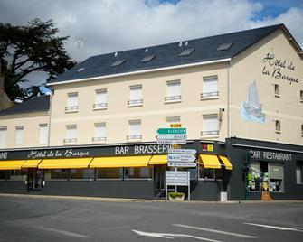 La Barque - Vivoin - Gebäude
