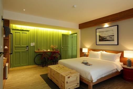 Nandha Hotel - Μπανγκόκ - Κρεβατοκάμαρα
