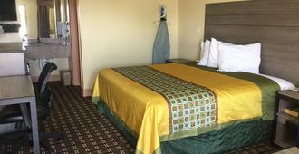Luxury Inn and Suites Seaworld - San Antonio - Bedroom