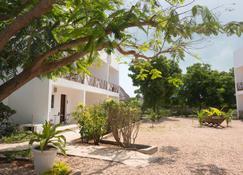 Kibanda Lodge - Nungwi - Dış görünüm