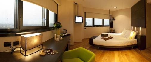 The Hub Hotel - Milan - Bedroom