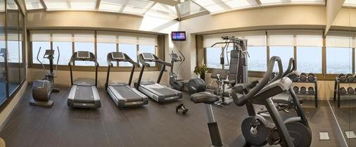 Hotel The Hub - Milan - Gym