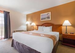 Quality Inn and Suites Crescent City Redwood Coast - Crescent City - Makuuhuone