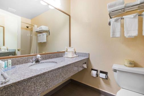 Quality Inn and Suites Crescent City Redwood Coast - Crescent City - Kylpyhuone