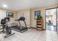 Quality Inn and Suites Crescent City Redwood Coast - Crescent City - Kuntosali
